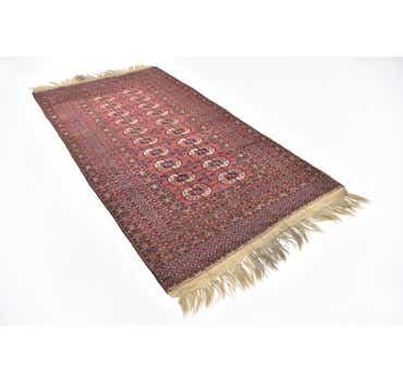Image of  4' x 7' 8 Bukhara Oriental Rug