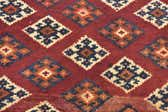 4' x 6' 4 Ghashghaei Persian Rug thumbnail