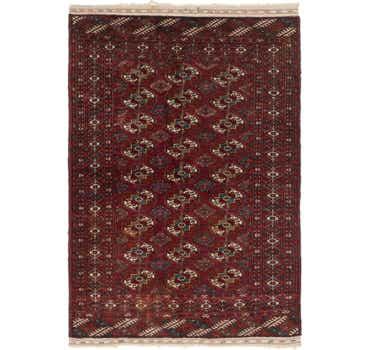 Image of  3' 7 x 5' 2 Bukhara Oriental Rug