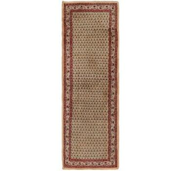 2' 8 x 8' 3 Botemir Persian Runner Rug main image