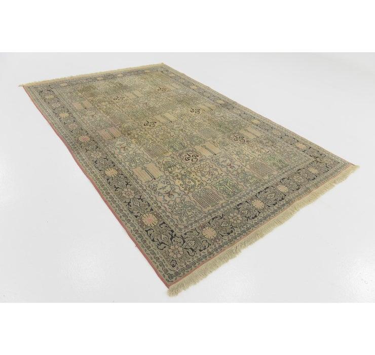 183cm x 275cm Kashmir Oriental Rug