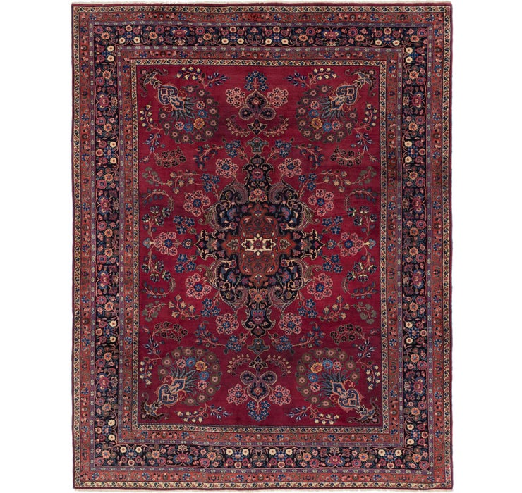 270cm x 343cm Birjand Persian Rug