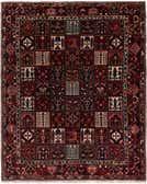 10' 2 x 12' 4 Bakhtiar Persian Rug thumbnail
