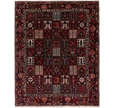 10' 2 x 12' 4 Bakhtiar Persian Rug main image
