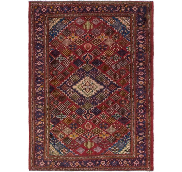 213cm x 297cm Maymeh Persian Rug