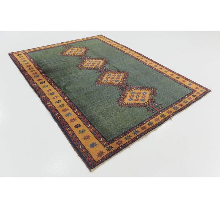 188cm x 245cm Shiraz-Gabbeh Persian Rug