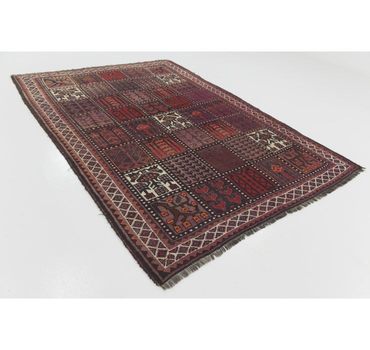 195cm x 275cm Shiraz Persian Rug