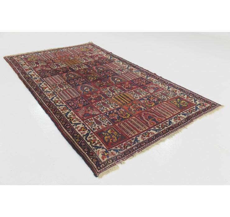 173cm x 295cm Bakhtiar Persian Rug
