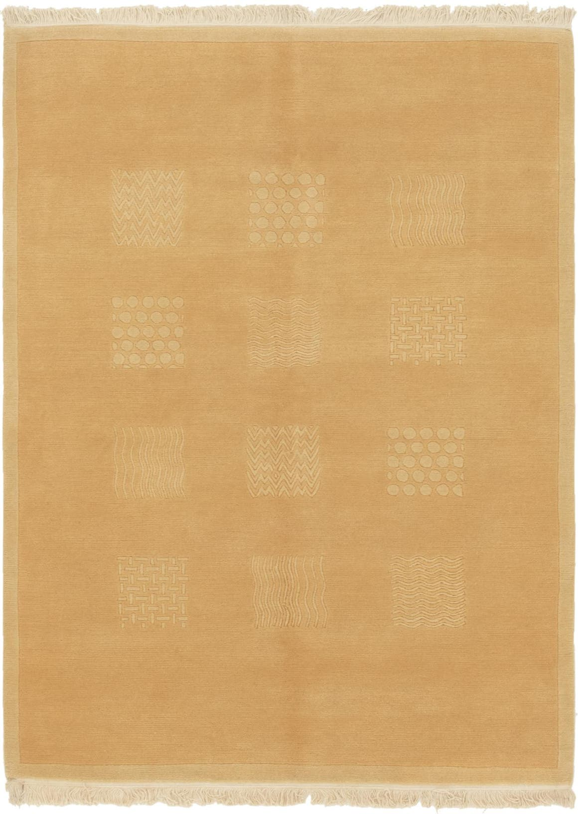 4' 6 x 6' 6 Nepal Rug main image