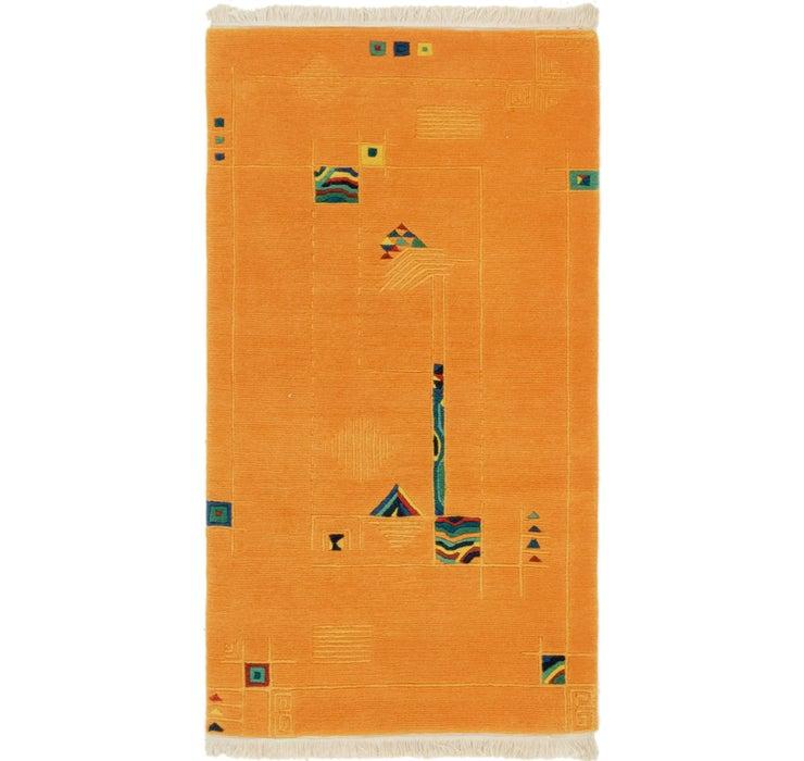 3' x 5' 4 Nepal Rug