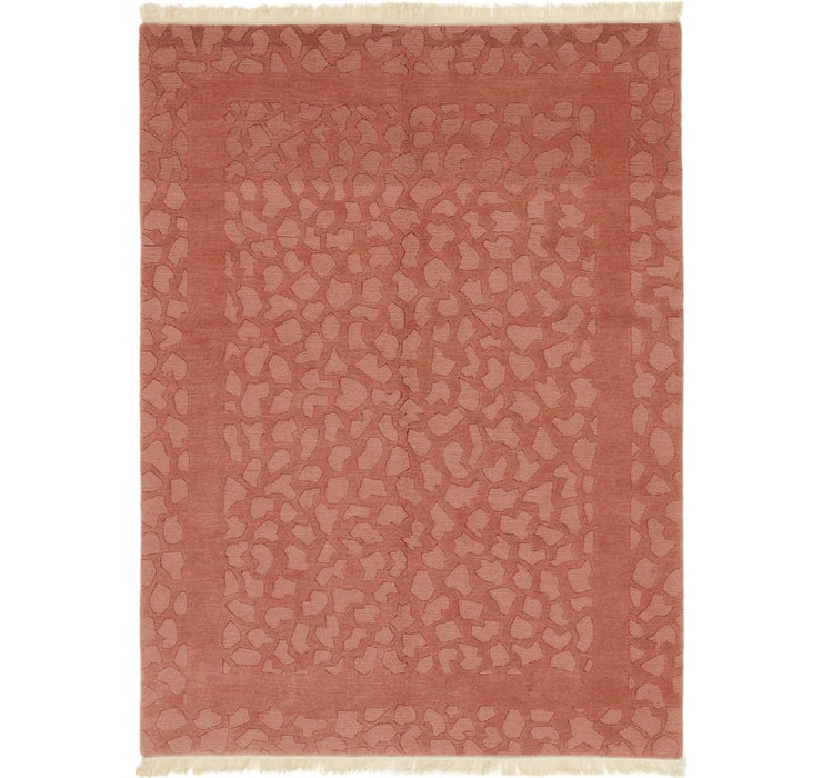 Image of 4' 9 x 6' 5 Nepal Rug