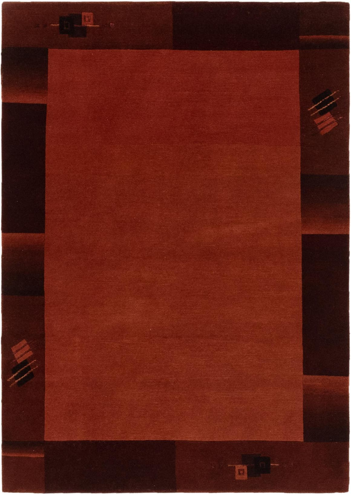 4' 2 x 5' 10 Nepal Rug main image