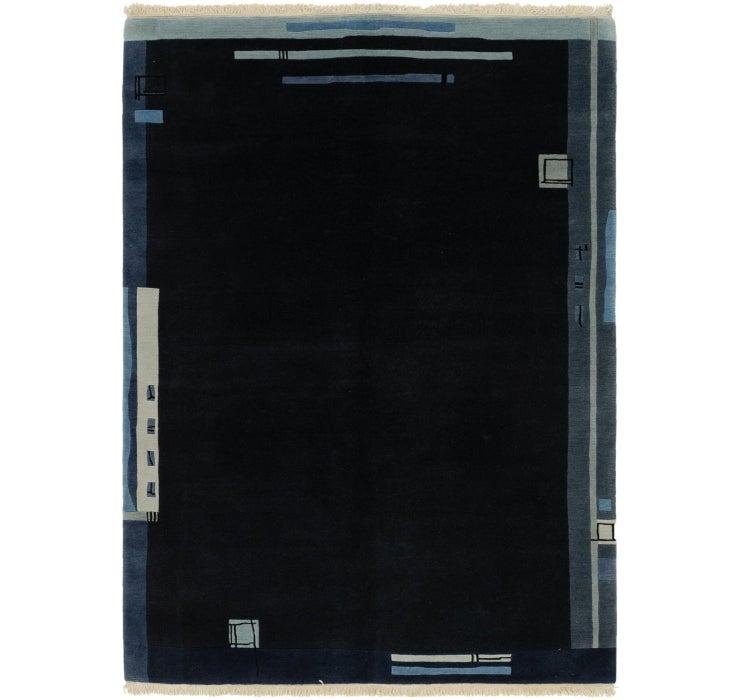5' 8 x 7' 9 Nepal Rug