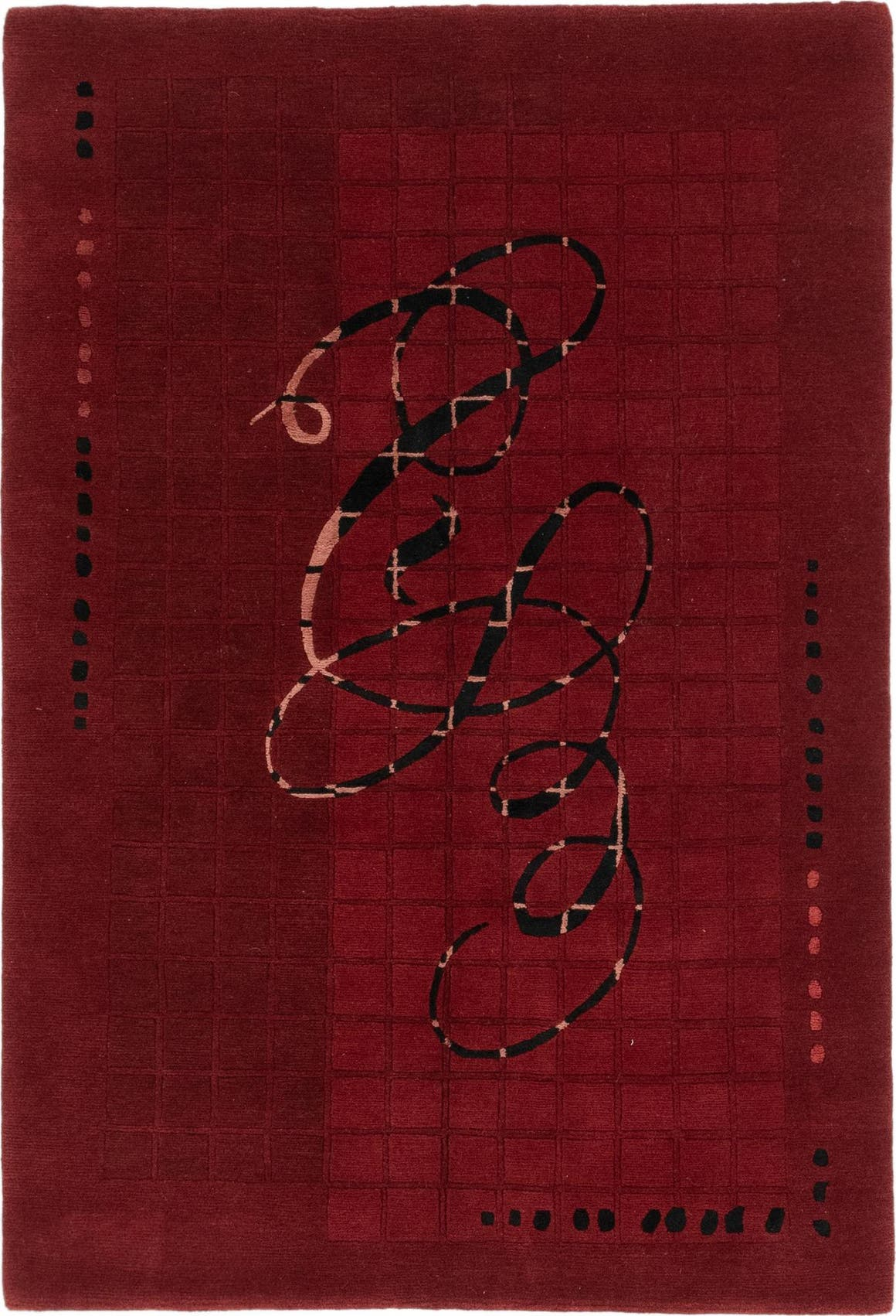 4' 7 x 6' 9 Nepal Rug main image