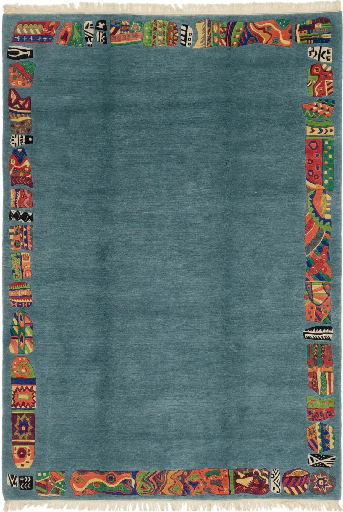 6' 9 x 9' 6 Nepal Rug main image