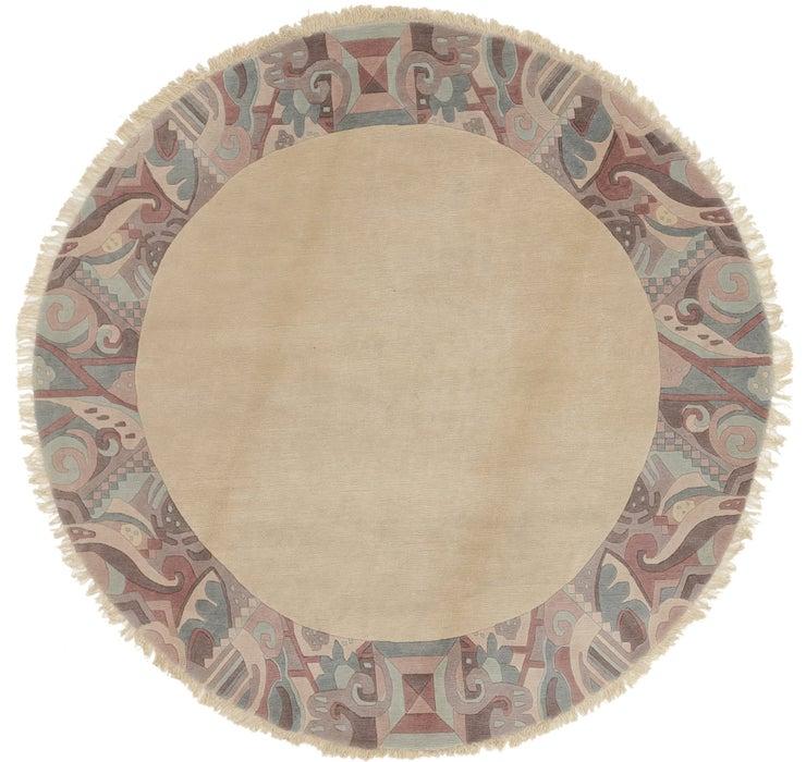 280cm x 280cm Nepal Round Rug