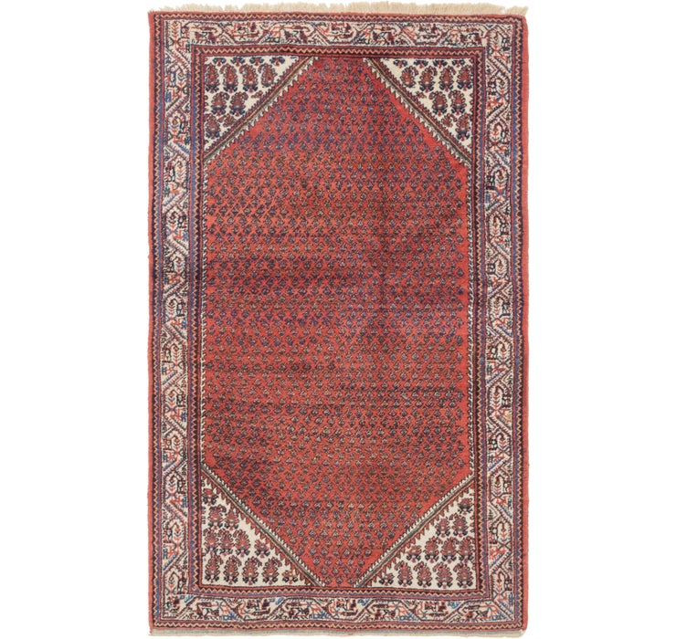 4' 4 x 7' 5 Botemir Persian Rug