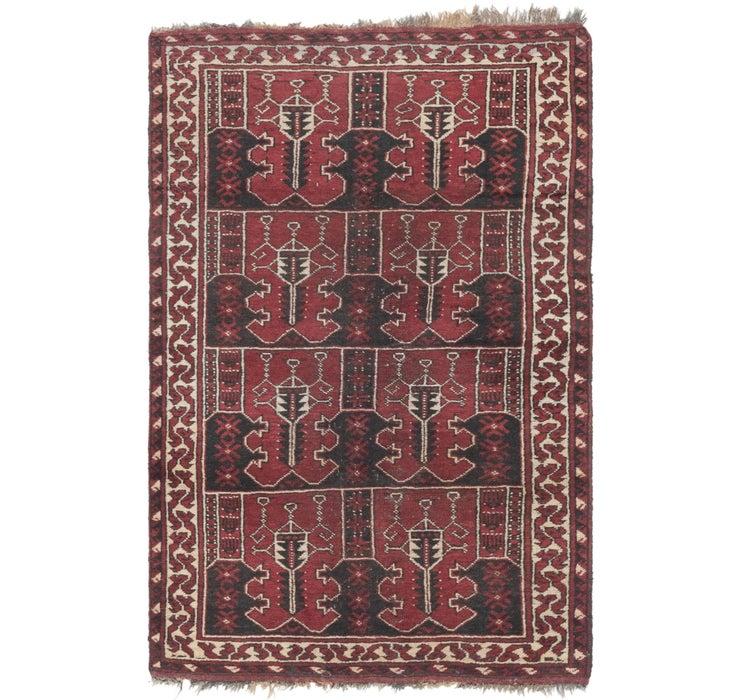 130cm x 198cm Shiraz Persian Rug