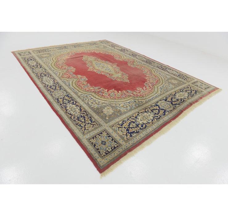 275cm x 353cm Kerman Persian Rug
