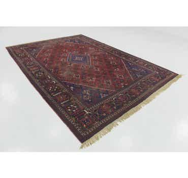 7' 7 x 10' 9 Maymeh Persian Rug