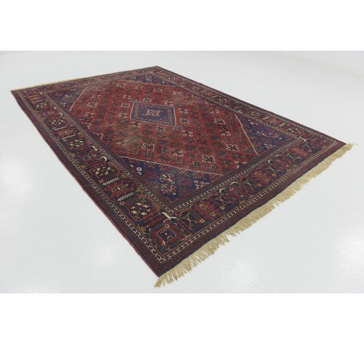 Image of 230cm x 328cm Maymeh Persian Rug