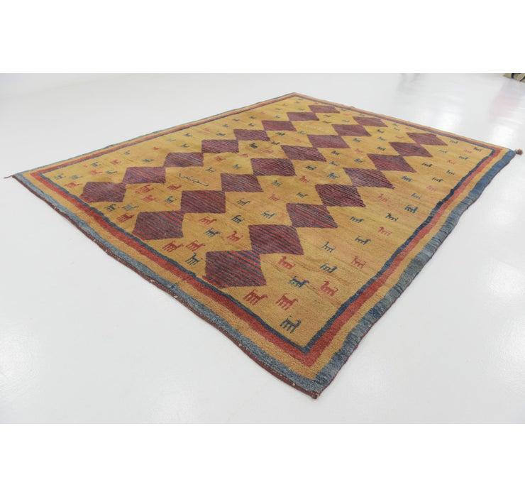 260cm x 335cm Shiraz-Gabbeh Persian Rug