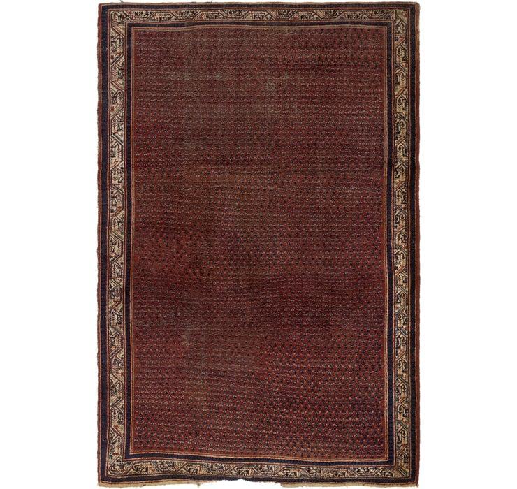 218cm x 320cm Botemir Persian Rug