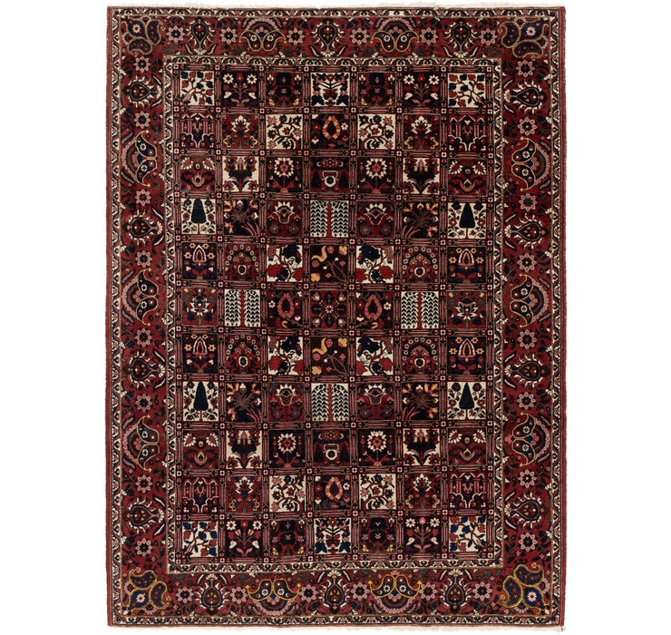 8' 8 x 11' 8 Bakhtiar Persian Rug