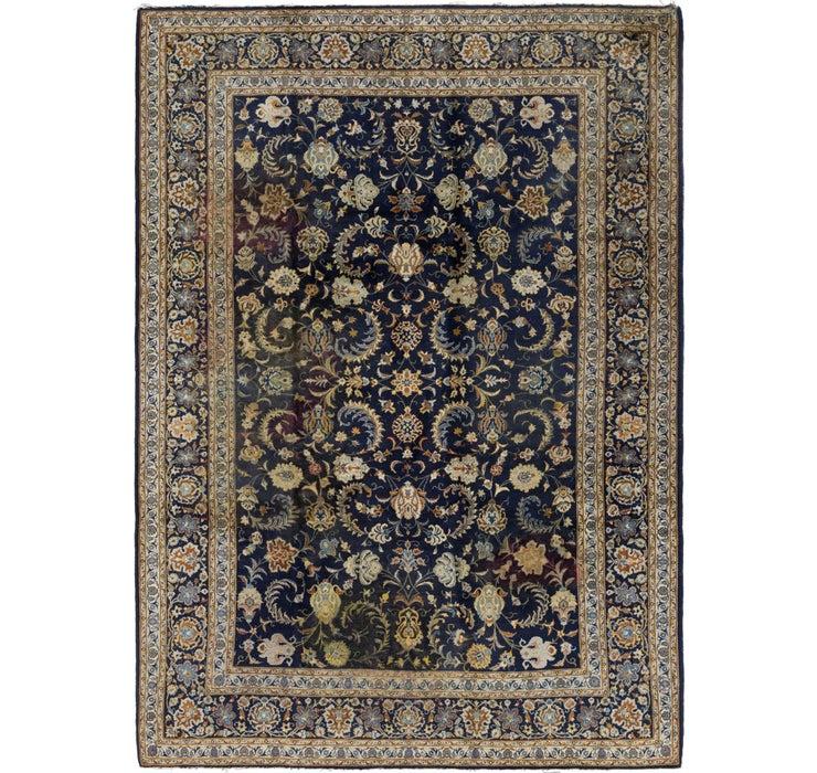 8' 9 x 12' 4 Kashan Persian Rug