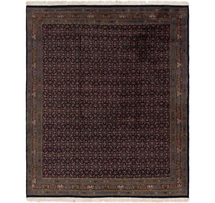 8' x 10' Tabriz Persian Rug