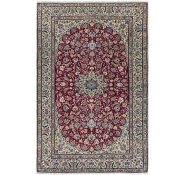 6' 8 x 10' 2 Nain Persian Rug