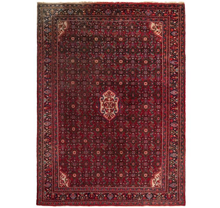 250cm x 335cm Hossainabad Persian Rug