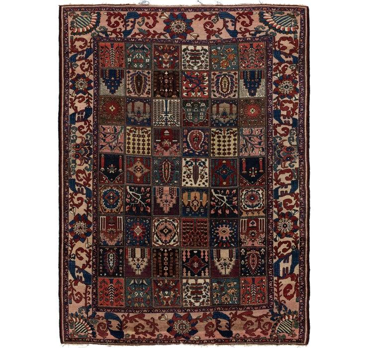 8' 8 x 11' 10 Bakhtiar Persian Rug