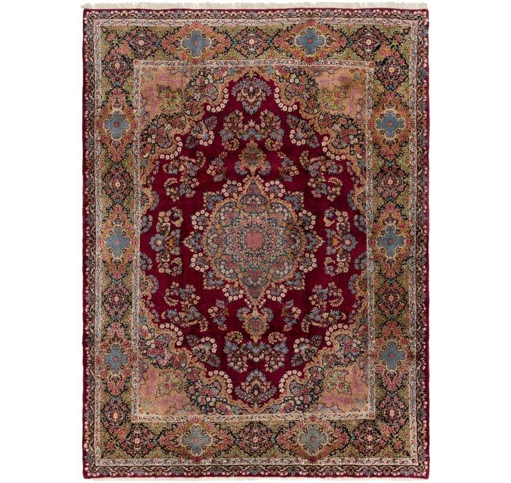 8' 10 x 11' 10 Kerman Persian Rug