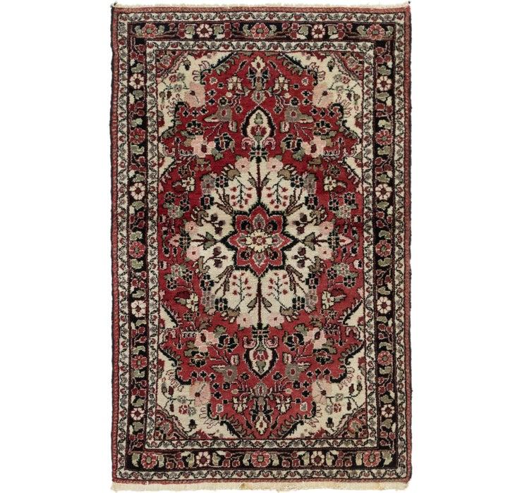 3' 3 x 5' 3 Liliyan Persian Rug