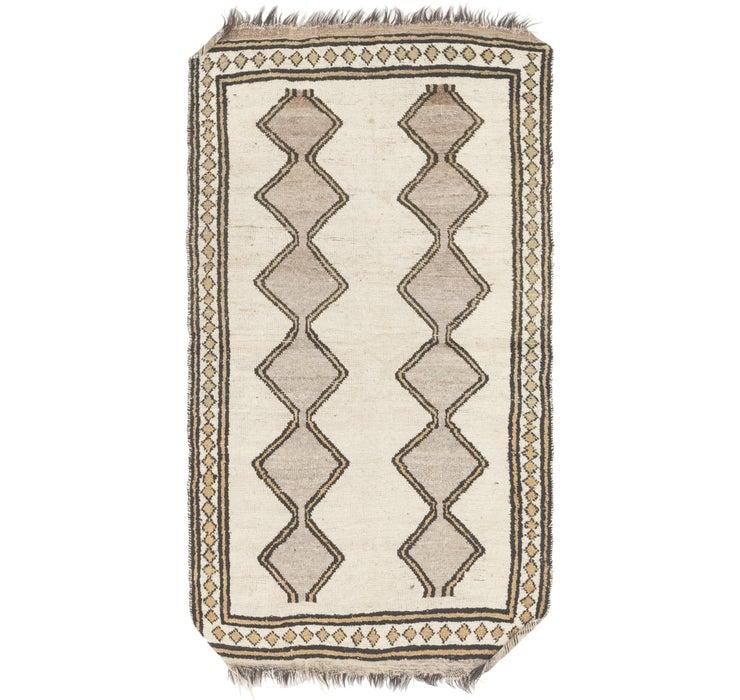 105cm x 190cm Shiraz Persian Rug