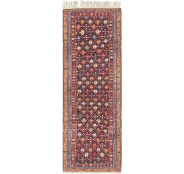 4' x 12' 8 Sarab Persian Runner Rug main image