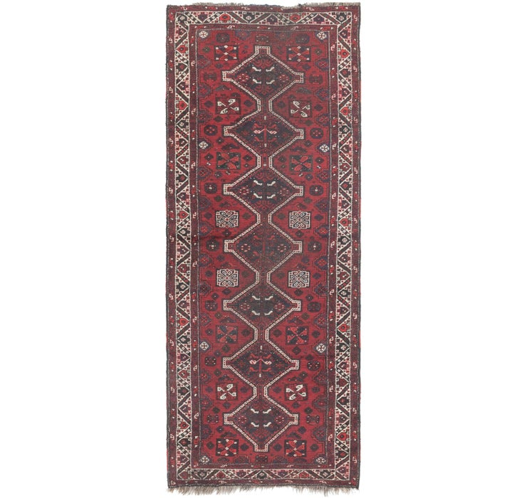 115cm x 305cm Shiraz Persian Runner Rug