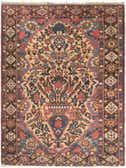 4' 9 x 6' 4 Bakhtiar Persian Rug thumbnail