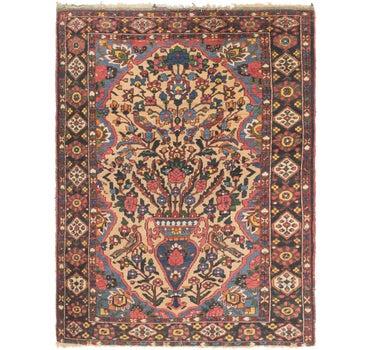4' 9 x 6' 4 Bakhtiar Persian Rug main image
