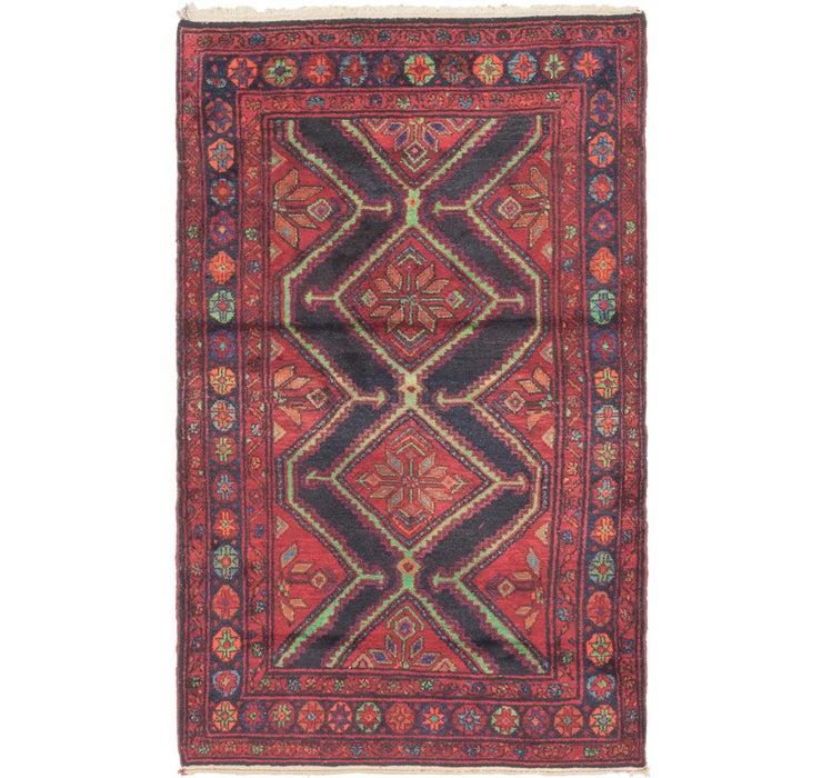 127cm x 203cm Chenar Persian Rug
