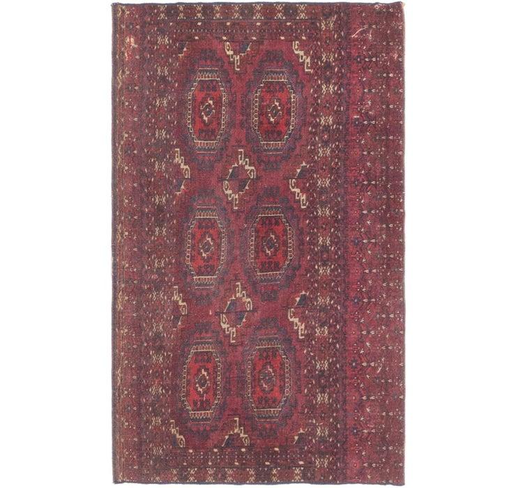 70cm x 122cm Bokhara Oriental Rug