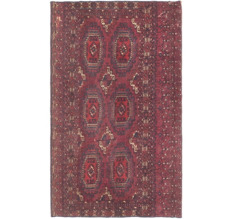 Image of 2' 3 x 4' Bokhara Oriental Rug