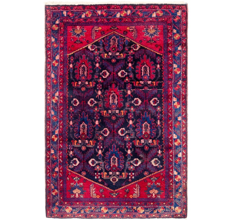 137cm x 205cm Malayer Persian Rug