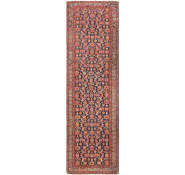 3' 7 x 12' 5 Shiraz Persian Runner Rug