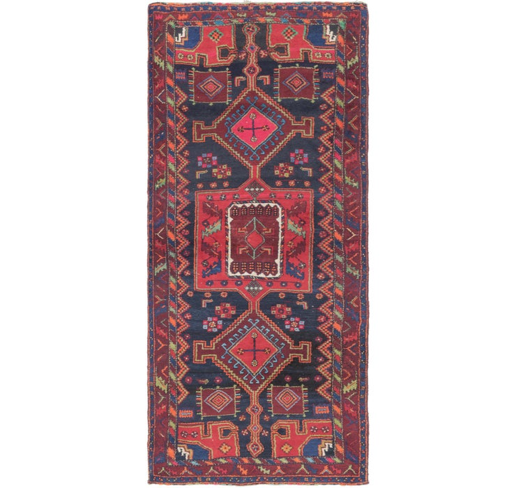 132cm x 297cm Gholtogh Persian Runner...