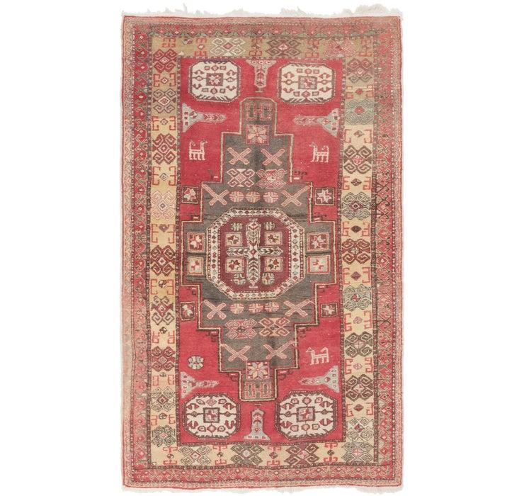 135cm x 235cm Meshkin Persian Rug