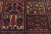 5' 6 x 6' 7 Bakhtiar Persian Square Rug thumbnail
