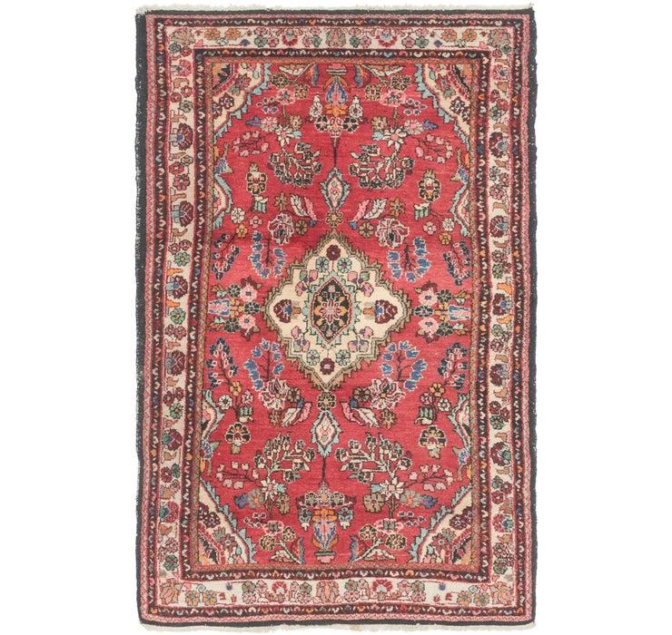 4' 3 x 7' Liliyan Persian Rug