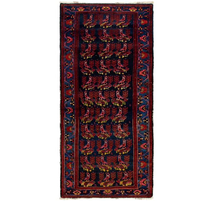 107cm x 183cm Shahsavand Persian Rug